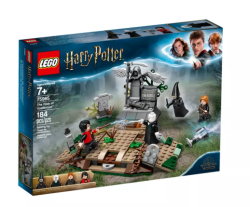 Harry Potter Lego Tm The Rise Of Voldemart 75965 August 2019 Launch