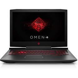 Hp Omen 17-AN012DX 17.3IN Gaming Laptop Intel I7-7700HQ Quad-core 2.80GHZ Amd Radeon RX580 8GB 12GB DDR4 1TB Sata 802.11AC W10H