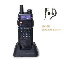 FidgetFidget Original Battery Charger for BAOFENG Portable Radio UV-5RTP UV-5RA UV5R Plus