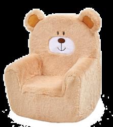 Plush Bear Chair
