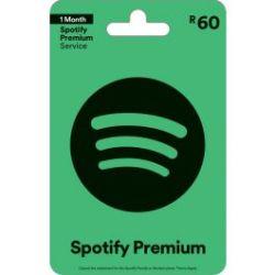 Digital Code Spotify Voucher R60