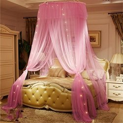 Princess Bed Canopy Round Dome