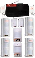 P1 GSM Security Alarm System