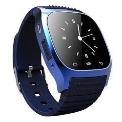 New HYSJY2015 M26 Bluetooth Smart Wrist Watch Phone Mate For Android Phones And Iph