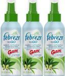 Febreze To Go Fabric Refresher With Gain Original Scent 2.8-OUNCE 3