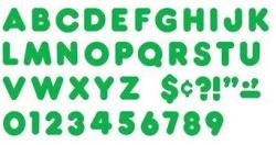 USA Ready Letters & Number Set Of 2