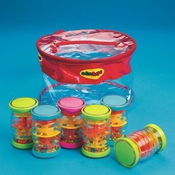 Tube Shakers Set Of 6
