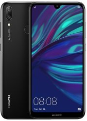 Huawei Y7 32GB Dual Sim 2019 Edition in Midnight Black