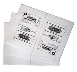 ValueMailers 2 Up 8.5X5.5 Half-sheet 2000 Sheets 4000 Labels