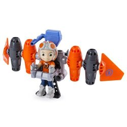 Rusty Rivets - Jet Pack Building Set With Rusty Figure For Ages 3 And Up