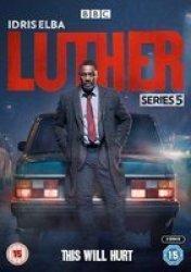 Luther - Season 5 DVD