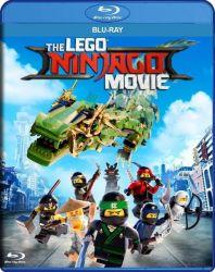 Warner Home Entertainment The Lego Ninjago Movie Blu-ray Disc