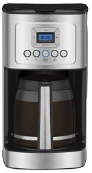 Cuisinart DCC-3200P1 DCC-3200CP Perfectemp Coffee Maker 14 Cup Progammable With Glass Carafe Stainless Steel