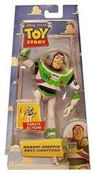 Mattel Toy Story Buzz Lightyear Action Figure Karate Choppin'