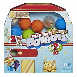 Transformers Tra Botbots Unboxing Gumball