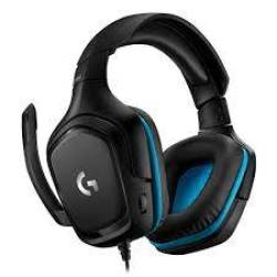 Logitech G432 7.1 Virtual Surround Sound Headset