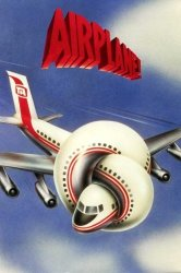 Pop Culture Graphics Airplane - 1980 - 11 X 17 Movie Poster - Style B