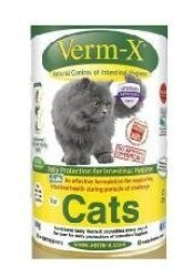 Paddocks Farm Partnership Ltd Verm-x Treats For Cats 60G
