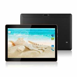 """INCH 10.1"""" Android Tablet PC 3G Unlocked Phablet 4GB RAM 64GB Storage With Dual Sim Card Slots And Cameras Tablet PC With Wifi B"""