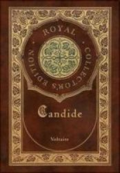 Candide Royal Collector& 39 S Edition Annotated Case Laminate Hardcover With Jacket Hardcover