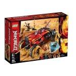 Lego Ninjago Katana 4X4