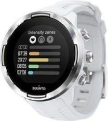 Suunto 9 Baro Multisport Gps Smartwatch White