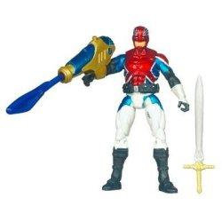 Hasbro Captain America Movie 4 Inch Series 2 Action Figure Captain Britain