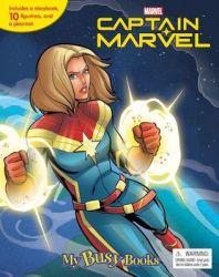 My Busy Books: Captain Marvel