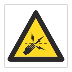WW 29 Warning Of Electric Fencing Safety Sign