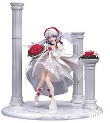 Mihoyo Honkai Impact 3RD: Theresa Apocalypse Rosy Bride Version 1: 8 Scale Pvc Statue