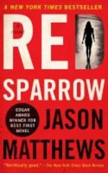 Red Sparrow Paperback New