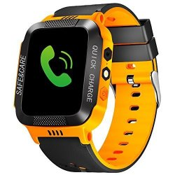 a5bc65bbb248a4 ELEOPTION Kids Smart Watches With Gps Tracker Phone Call For Boys Girls From  Ele Digital Wrist