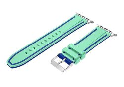 Sports Band For Apple Watch - 38MM Blue
