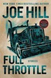 Full Throttle - Stories Hardcover