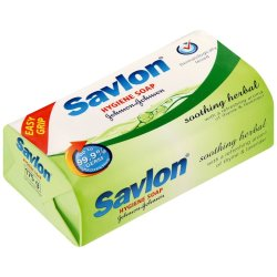 Savlon Hygiene Soap Herbal Herbal 175 G