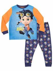 Rusty Rivets Boys' Pajamas Size 5 Multicolored