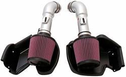 K&N Cold Air Intake Kit: High Performance Guaranteed To Increase Horsepower: 2008-2020 Nissan infiniti 370Z G37 3.7L V6 69-7078T