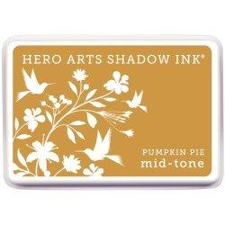 Hero Arts AF255 Mid-tone Shadow Ink Pumpkin Pie