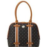 Polo Heritage Dome Handbag Brown