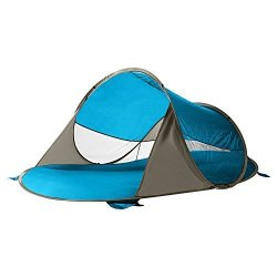 new arrival 7aba3 7905a Techcell Pop Up Baby Beach Tent Portable Kiddies Shade Pool Tent Uv  Protection Sun Shelter Canopy For Infant Beach Shelter Kids | R1131.00 | ...