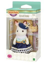Town Girl Series Chocolate Rabbit