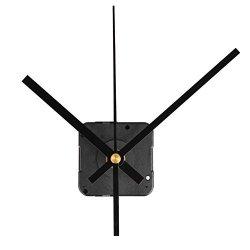 QLOUNI Quartz Clock Movement 2 5 Inch Maximum Dial Thickness 4 5 Inch Total Shaft Length