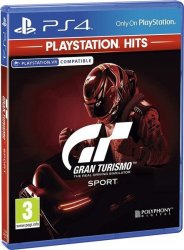 SCEE Gran Turismo Sport - Playstation Hits PS4