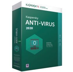 Antivirus 2020 3+1 Device 1 Year DVD