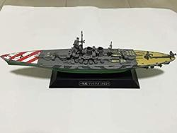 USA Eaglemoss Italy Littorio 1943 New With Blister Pack Only No Outer Box 1 1100 Diecast Battleship Model