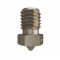 E3D Genuine V6 Plated Copper Nozzle - 3MM X 0.30MM V6-NOZZLE-COP-300-300