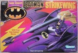 Batman The Dark Knight Collection Strikewing Vehicle