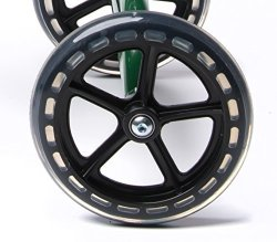T/&O Trading 6 Walker /& Rollator Replacement Wheel