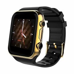 Aipker Android Smart Watch Phone Wrist Bluetooth Smartwatch For Iphone Samsung LG Huawei Android Sma