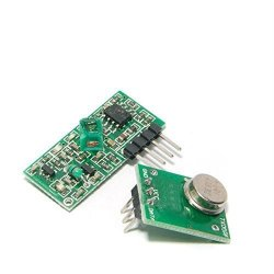 WINGONEER 433MHZ Rf Wireless Transmitter Module And Receiver Kit For  Arduino Raspberry Pi Arm Mcu Wl | R420 00 | Handheld Electronics |  PriceCheck SA